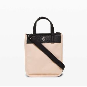 Now and Always Micro crossbody tote
